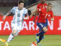 Argentina vs Cili