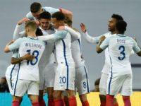 Inggris vs Islandia
