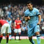 Awal Yang Baik Bagi Aguero & Manchester United