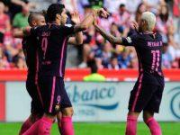 Borussia M'gladbach vs Barcelona
