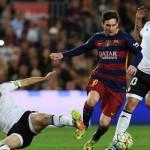 Prediksi Skor Valencia vs Barcelona 22 Oktober 2016