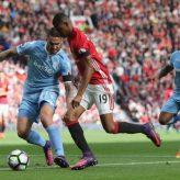 Stoke City vs Manchester United